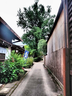 """Let's talk about """"I-turns"""". Simple life at Rural old beautiful town; Hida-Takayama."""