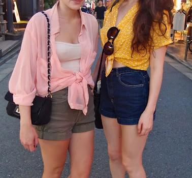 Street Snap@ Shimokitazawa下北沢ストリートスナップ