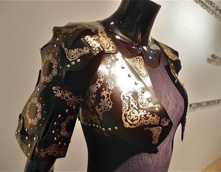 ゴシッククチュール~ファッションが伝統工芸と出会う時~When fashion meets traditional art
