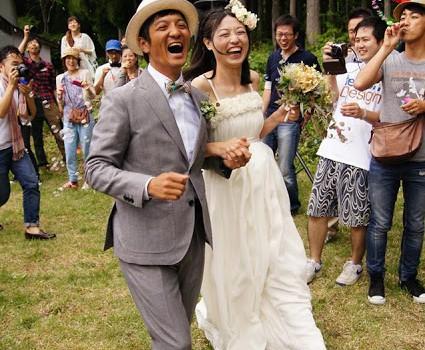 Picnic Wedding本番!