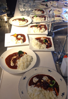 お料理20名分作ったよ!@大本綾ちゃんデンマーク教育講演会