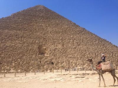 GizaのPyramid ピラミッドにいってきた!