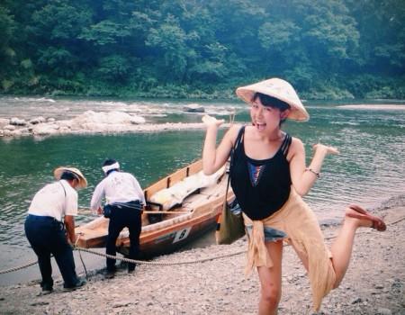 長瀞トロトロ 世界に誇る日本の夏!川下り,天然かき氷,BBQにビール!