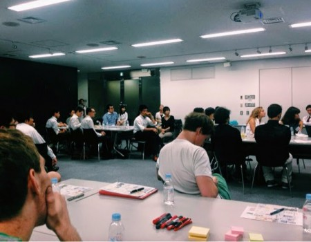 日仏ワークショップ@国際交流基金 Speech/Workshop@Japan Foundation
