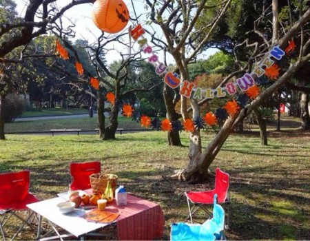 Morning Picnic 〜Halloween version〜
