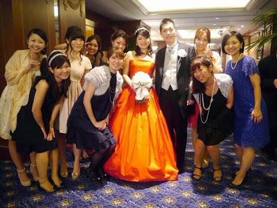 Happy Autumn Wedding!   秋の結婚式
