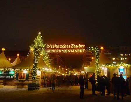 Christmas market in Berlin! ベルリンのクリスマスマーケット