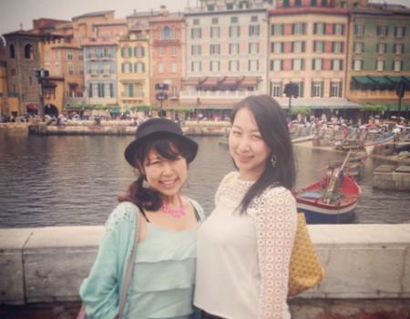 写真スポット満載♩大人が楽しむディズニーシー How grown-up sisters enjoy Disney Sea