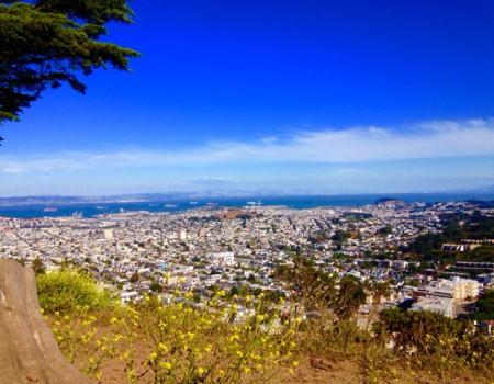 Twin Peaks In SF 高い所はお好き?