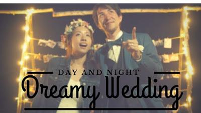 Dreamy wedding 森の中での昼夜うっとり結婚式