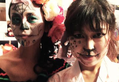 ハロウィン衣装やメイク、決まってなかったらPinterestでアイデアを。Pintastic Halloween!