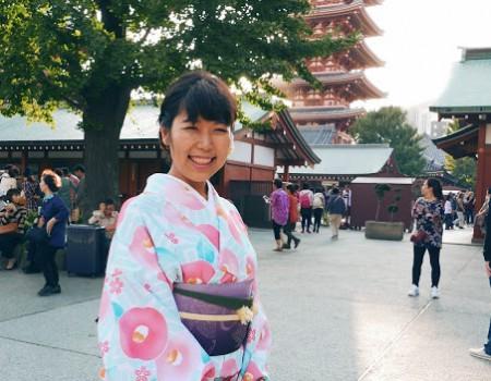 東京下町散策! 着物で浅草上野   Find my Tokyo! 2 -Walk Asakusa Ueno in Kimono