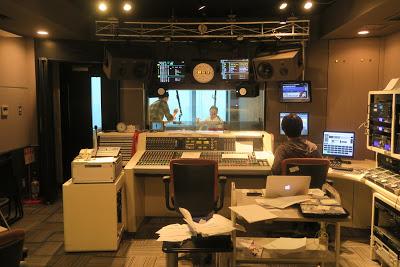 "J-wave ""Tokyo Morning Radio""に生出演してきました!"