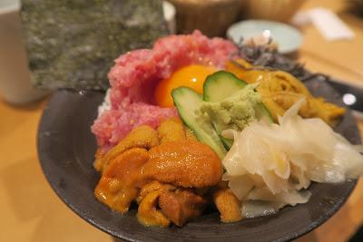 Run for Sushi bowl ! 築地市場のウニに向かって朝ラン