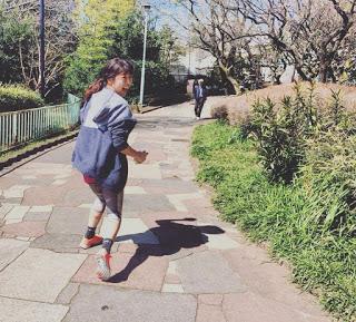 Tokyo Run / Cafe Spot! 都内お散歩ランコース&カフェ♩