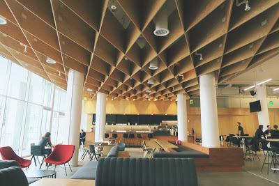 ピンタレスト本社の新社屋で驚いたことと、シリコンバレーの文化。Pinterest HQ' New office