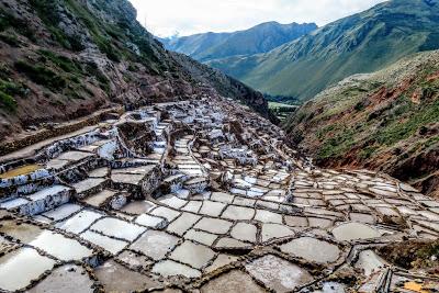 マチュピチュより絶景という人も?噂のマラス塩田 Salinas de Maras/ Salt field in Maras in Peru