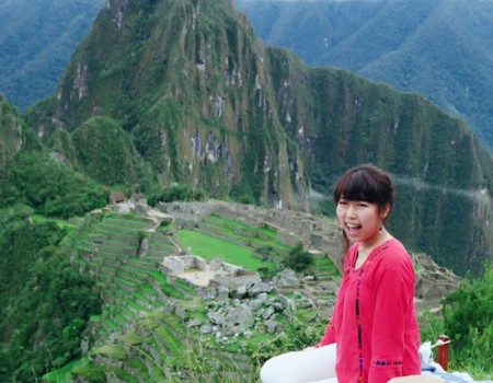 Pincic @ Machu Picchu! 歴史・服装・時間帯 History/Clothing/Best Time of the day