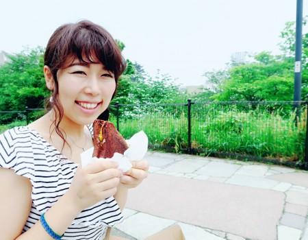 美味サンドイッチをもって公園でお気軽ピクニック YUMMY SANDWICH IN SHIBUYA!