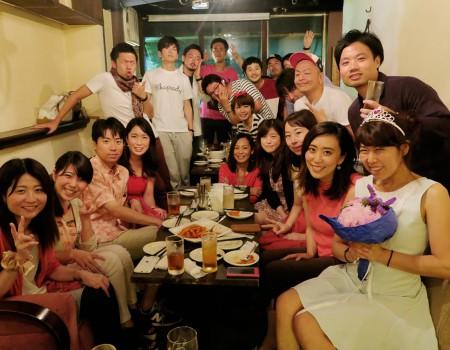 My Birthday Party! この年で誕生日って嬉しいですか
