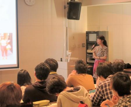 高校生の大半は「地元が一番、海外は怖い」?東久留米定時制高校で講演 Lecture at Night course of High-school in Tokyo