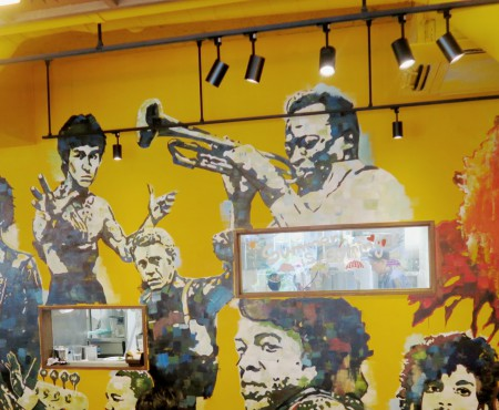 Cafe Havana in Shibuya 渋谷から突然キューバ。