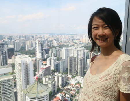 Christie in Sigapore.提出物はYoutube?シンガポールの中1の宿題がすごい Singaporean Education