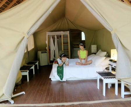 スリランカのグランピングホテル、Aliya Spa&Resort
