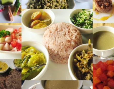 スリランカの食事&ヨガ&プールでHealty&Beauty♥ アユールヴェーダの体質改善