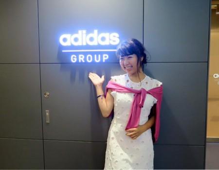 1st day@adidas Japan 諸行無常の世の中で