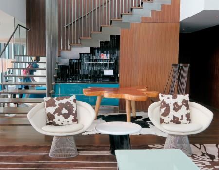 たまにはいいじゃん、優雅な朝食やVIPルーム。Breakfast /VIP room at W hotel Taipei
