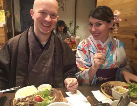 ヴィーガン英国人が日本に来たらVegan Travellers in Tokyo