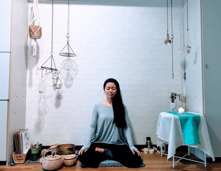 瞑想を体験!マインドフルネスって?