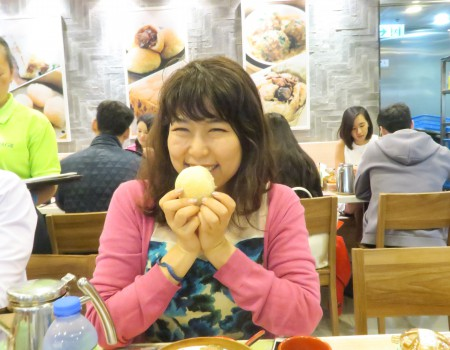 香港で美味しかった飲茶  DimDimSum