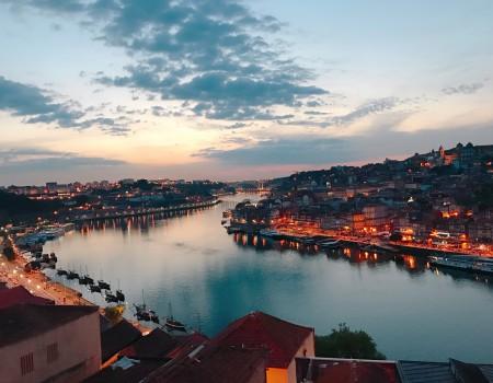 ポルトの魅力。Porto, Portugal