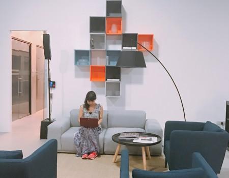 """シンガポールのコワーキングスペースでマーケのお仕事始めたよ!Co-working space """"District6co"""" in Singapore"""