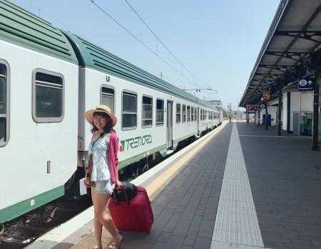 ハイシーズンに欧州へ!移動費を抑えながらイタリア国内移動