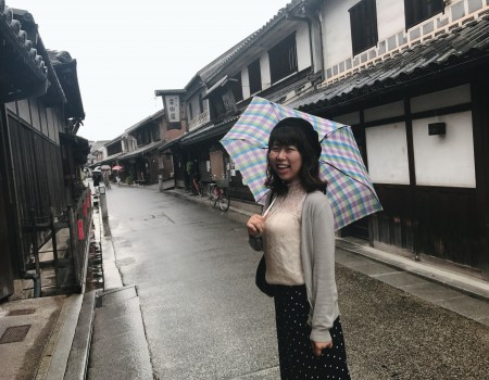 新人ぶり。私が倉敷に戻ってきた理由 Why I love Kurashiki
