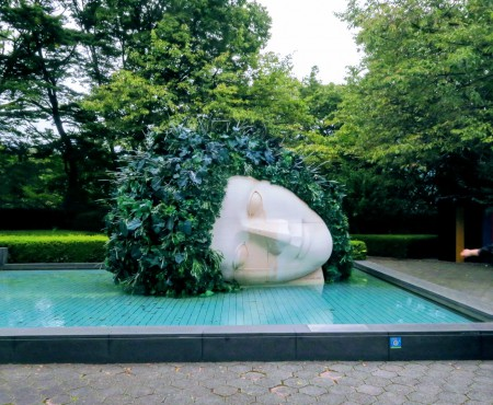 箱根彫刻の森が最高だった!お絵描きツアー OpenAir Museum in Hakone, Super recommended !