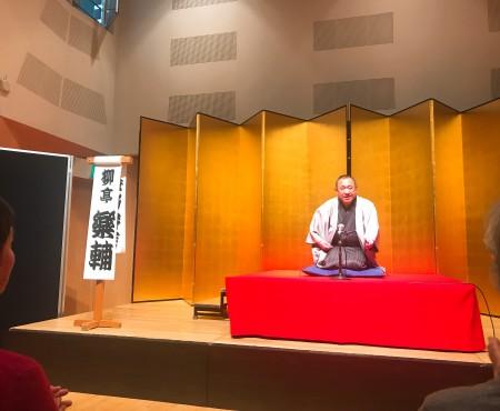 「寄席」から学ぶ表現力 What I learn from Rakugo
