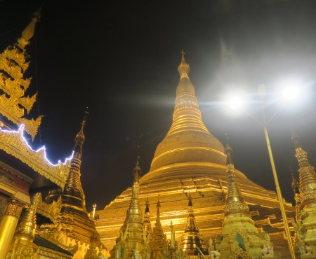 2018GW黄金週間は、黄金ミャンマーへ!シェダゴンパゴダでの面白い出会い