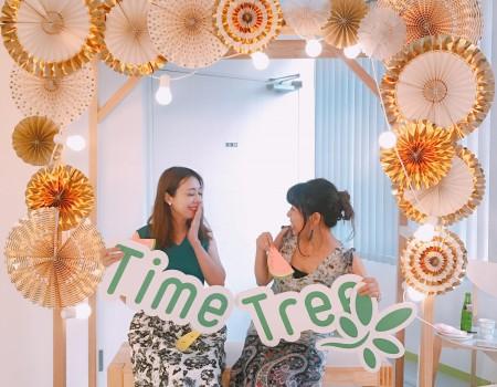 #TimeTreeDay!顔が見えるお店のようにユーザーさんをおもてなし