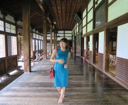 富山高岡の国宝[瑞龍寺]にて講演してきました lecture at Zuiryu temple, national treasure