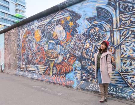ドイツベルリンで感じる、街歴史と性のオープンさ Things I learned from Berlin🇩🇪