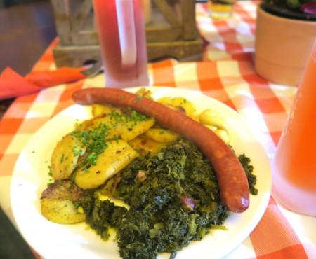 ベルリンの食べ物から考える日独サービス業の違いと、シンプル料理が助ける女性の活躍