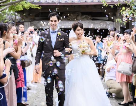 コミュニティイベントとしての結婚式 こだわりながら2ヶ月半で準備をする方法