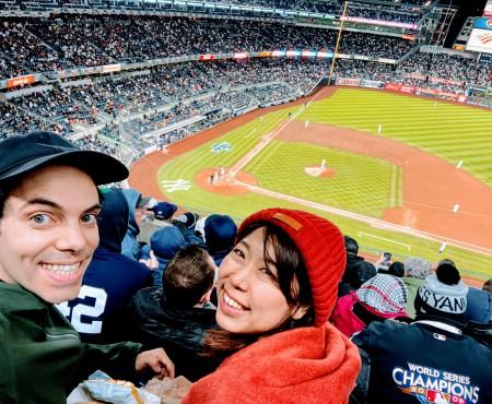 NYヤンキースのプレイオフで見た 試合の応援文化の違い
