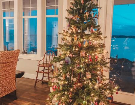 「万引き家族」を見たあとアメリカでのクリスマスを過ごし、家族について思うこと