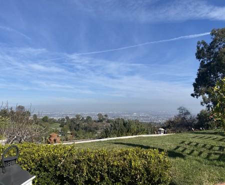2020HAPPY NEW YEAR!  Los Angelesで富裕層の家に泊まって考えたこと