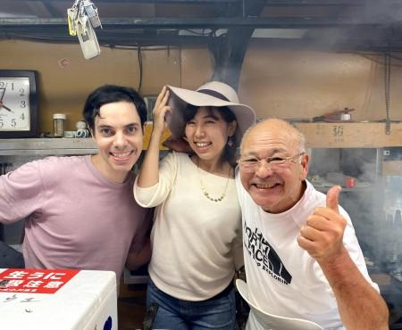 大阪行ったら絶対行って欲しいB級グルメ 居酒屋トヨ&生麺チング